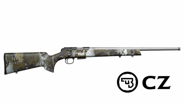 CZ 457 STAINLESS